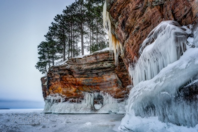 The Apostle Islands